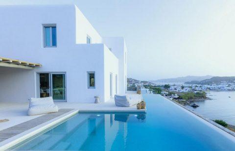 Villas Ornos Mykonos